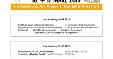 Gewerbeausstellung Lappersdorf